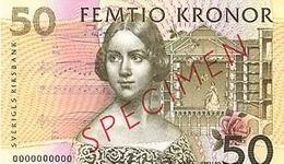 Las 50 y 1.000 coronas suecas que desaparecerán en 2014