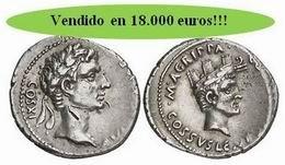 """Exitosos resultados en la subasta realizada por Áureo&Calicó de la colección de denarios """"VFC"""""""
