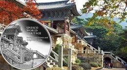 Gruta de Seokguram y Templo de Bulguksa, Corea del Sur, Patrimonio de la UNESCO