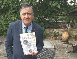 """Pablo Beitia, autor de """"Moneda de Esukal Herria"""""""