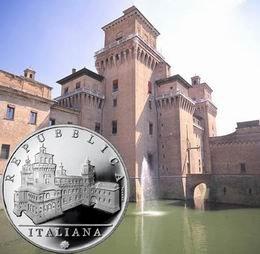 """Serie """"Italia en el Arte"""": Castillo de Ferrara y """"Sala de los meses"""" del Palacio Schiafanoia"""