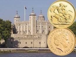 La Torre de Londres se convierte en una bóveda de seguridad para el mercado del bullion británico