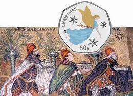 50 peniques marcan la tradición navideña de la Isla de Man