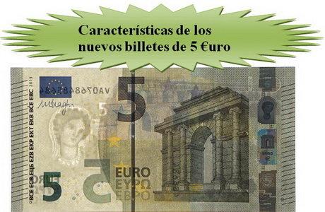 Mario Draghi presentó el nuevo billete de 5 euro que incorpora destacadas medidas de seguridad
