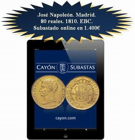 Siguió el éxito de ventas en la segunda Subasta Rápida de Cayón
