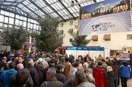"""""""World Money Fair"""" Berlín 2013"""