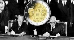 2 Euros para el 50 aniversario del Tratado del Elíseo
