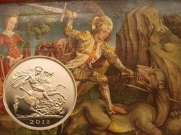"""Colección """"Sovereing'2013"""": se mantiene la imagen del bullion británico tradicional"""