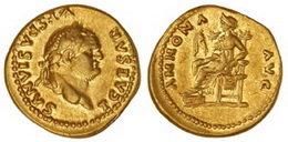 Hervera&Soler y Llach subastan la próxima semana muy buenos más de 1.300 lotes de monedas de oro y plata
