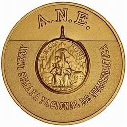 XXXVI Semana Nacional de Numismática