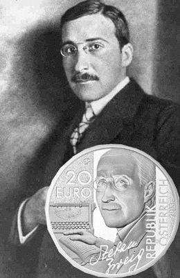 """El escritor austriaco Stefan Zweig en la """"Europa Star Series 2013"""""""
