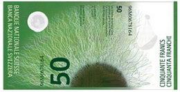 Vuelve a retrasarse la emisión de los nuevos billetes suizos hasta 2015
