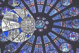 Alta tecnología esmaltada para el 850 Aniversario de Notre Dame de París