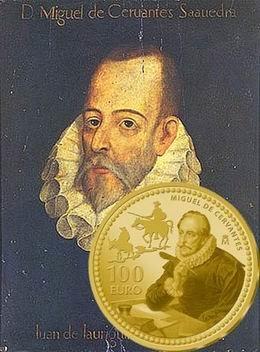 """""""Herencia Europea"""": Miguel de Cervantes"""
