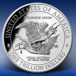 Así podría ser el bullion de platino de 1 billón de dólares