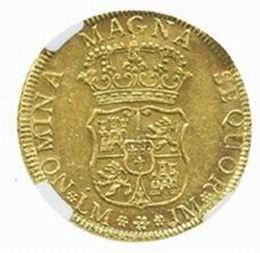 f1f31449e23c Daniel F. Sedwick subasta monedas españolas de oro y plata