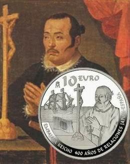 Embajada Keicho a España hace 400 años