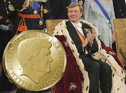 Las Antillas Holandesas ya tienen nuevo rey en sus monedas