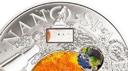 El Sistema Solar en un nano chip de Islas Cook