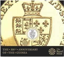 La guinea británica cumple 350 años