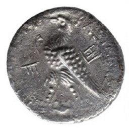 Morton&Eden venderán el raro tetradracma de Acre de Ptolomeo V