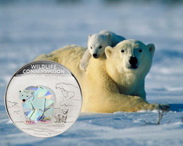 """Islas Cook y la """"Conservación de la Vida Silvestre"""" en formato prisma"""