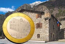 Elegidos los diseños oficiales para los futuros euros de Andorra