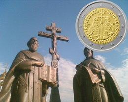Vence la cruz a la UE, pero se pierden los halos de santidad en los euros de Eslovaquia