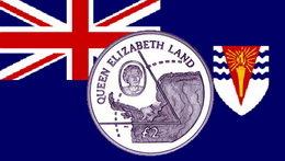 """""""Queen Elizabeth Land"""" en la Antártica"""
