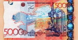 "5.000 tenge de Kazajstán, ""Billete del Año"" 2012"