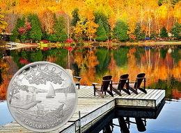Vacaciones en el Lago Muskoka, Ontario, Canadá