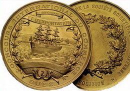 Cuatro medallas de bronce pasaron de 40 a 2.000 euros