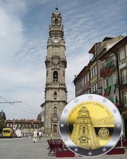 """250 Aniversario de la """"Torre Dos Clérigos"""", Oporto"""