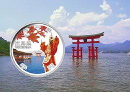 Santuario sintoísta de Itsukushima, en la Prefectura de Hiroshima