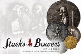 Spectrum Numismatics y Teletrade se fusionan en Stack's Bowers Galleries
