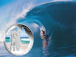 Surf australiano de las Antípodas