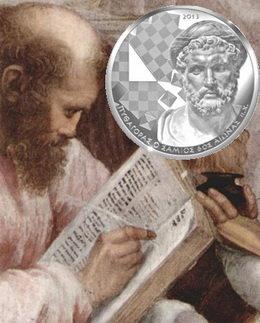 """Pitágoras de Samos en la Serie """"Cultura y Civilización Griega"""""""