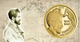 Homenaje de Palaos para Ludwig Leichhardt, el gran explorador australiano