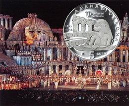 El Festival lírico de la Arena de Verona cumple 100 años