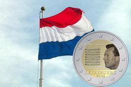 """""""Ons Heemecht"""", himno nacional de Luxemburgo"""