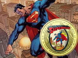 Superman del cómic a la moneda 75 años después