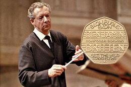 Centenario de Benjamin Britten en 50 peniques
