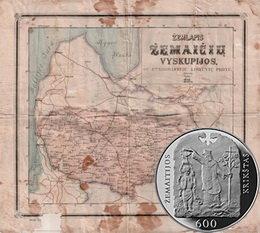 Samogitia, la región lituana que se cristianizó hace 600 años