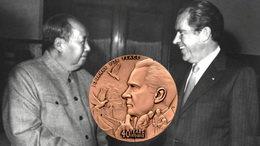 La histórica visita de Nixon a China