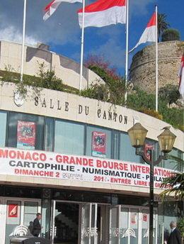 """Empieza a prepararse """"Le Grande Bourse"""" en Mónaco"""