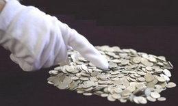 Hallazgo en Rumanía de 47.000 monedas de plata otomanas del siglo XV
