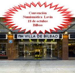 Edición 53 de la Convención Numismática y Feria de Coleccionismo en Bilbao