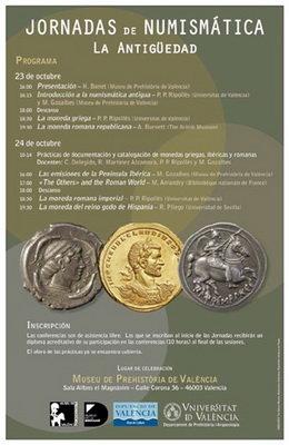 Jornadas de Numismática: La Antigüedad
