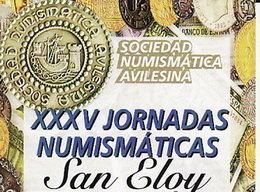 """XXXV Jornadas Numismáticas """"San Eloy 2013"""""""