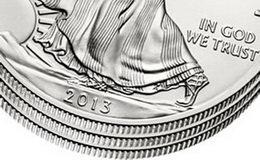 American Silver Eagle alcanza máximos anuales de ventas